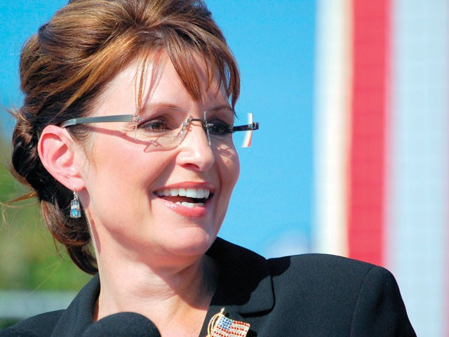 So far, candidates endorsed by Sarah Palin have gone 10-4 - THEREALBS2002