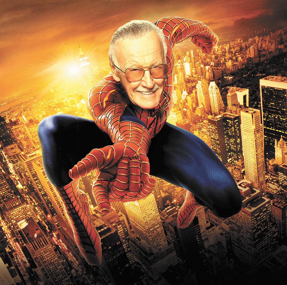 Spider-Man creator Stan Lee is the headliner at the first-ever Pac Con Spokane.