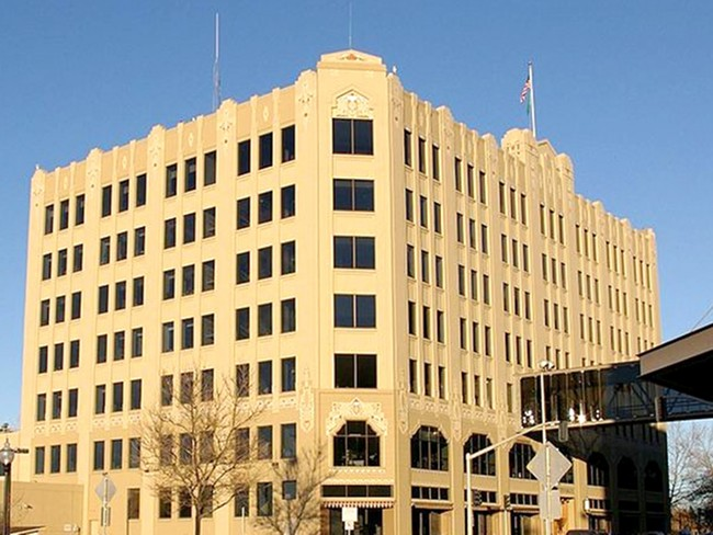 Spokane City Hall, where council members voted this week to allow two citizen initiatives on the ballot.
