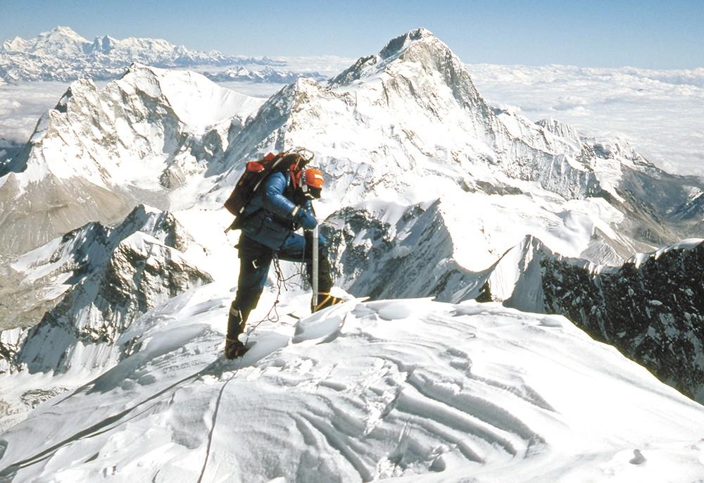 Spokane climbing legend Chris Kopczynski, the subject of Wisdom Earned.