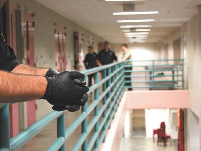 Spokane County Jail Inmate Found Dead In Cell