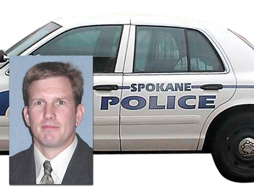 Spokane Detective Jeff Harvey: fired and rehired