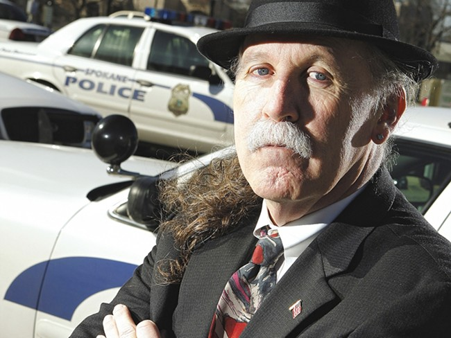 Spokane is still searching for a replacement for departed Police Ombudsman Tim Burns. - YOUNG KWAK