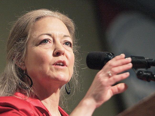 Spokane Mayor Mary Verner - YOUNG KWAK