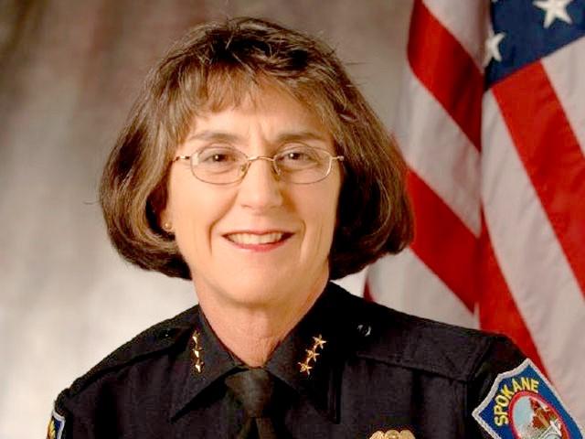 Spokane Police Chief Anne Kirkpatrick