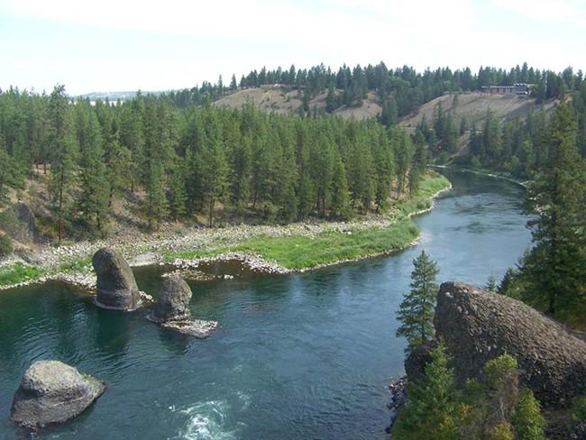 Spokane River