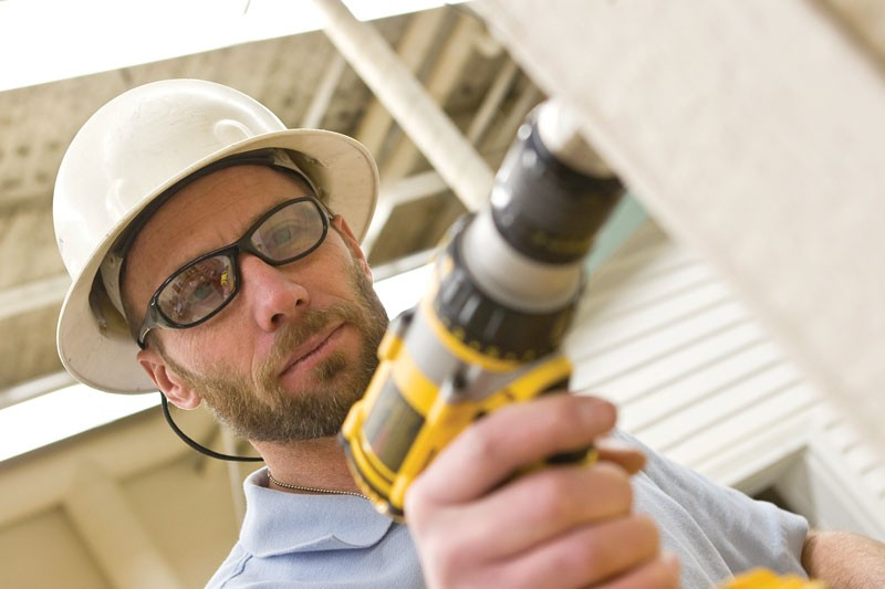 """Spokane Skills Centers Chuck Sauer: """"People working around the house really should follow the same safety precautions that professionals in the construction industry are mandated to follow."""" - STEPHEN SCHLANGE"""