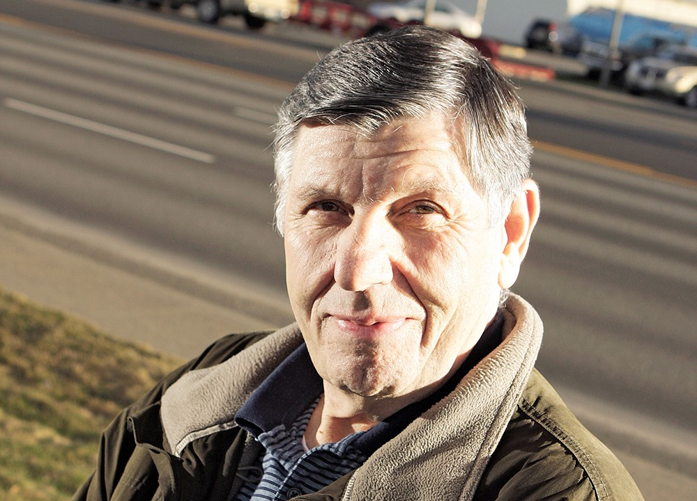 "Spokane Valley Mayor Dean Grafos says the city is trying to craft ""common sense"" marijuana regulation. - YOUNG KWAK"
