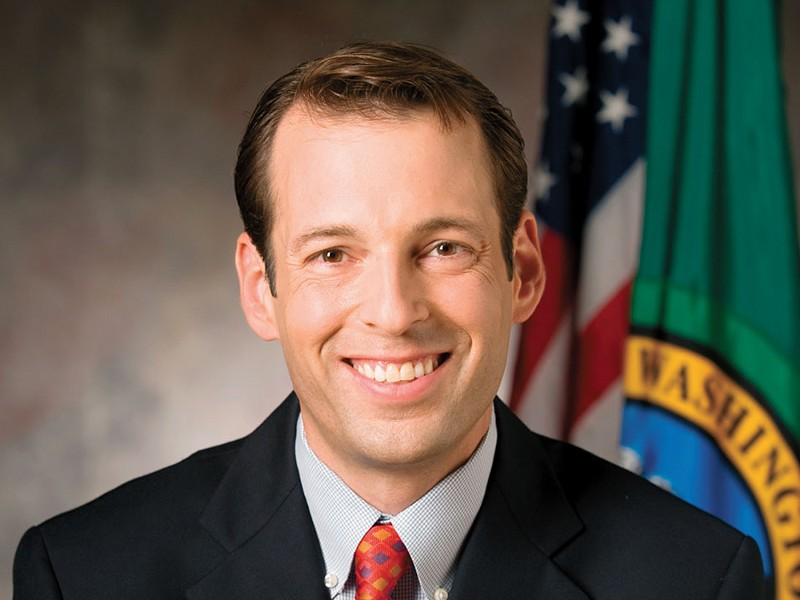 State Sen. Andy Billig's bill to let 16- and 17-year-olds pre-register to vote didn't get out of senate committee this session.