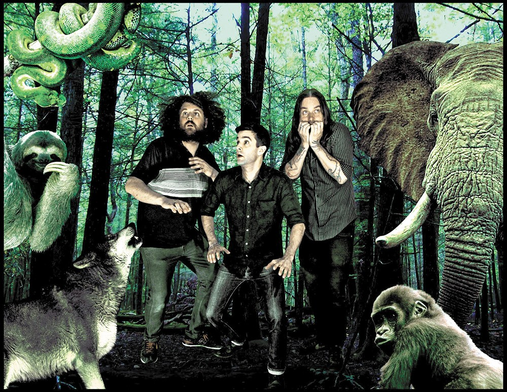Stoner/sludge metal outfit Big Business is a lot more business savvy than you may expect.
