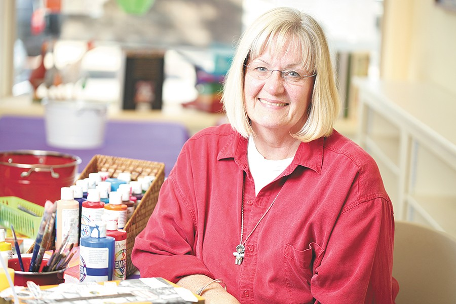 Sue Bradley has decided to retire and close her Tinman Gallery. - YOUNG KWAK