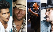 Sweet summer music lineups at the Gorge and Northern Quest