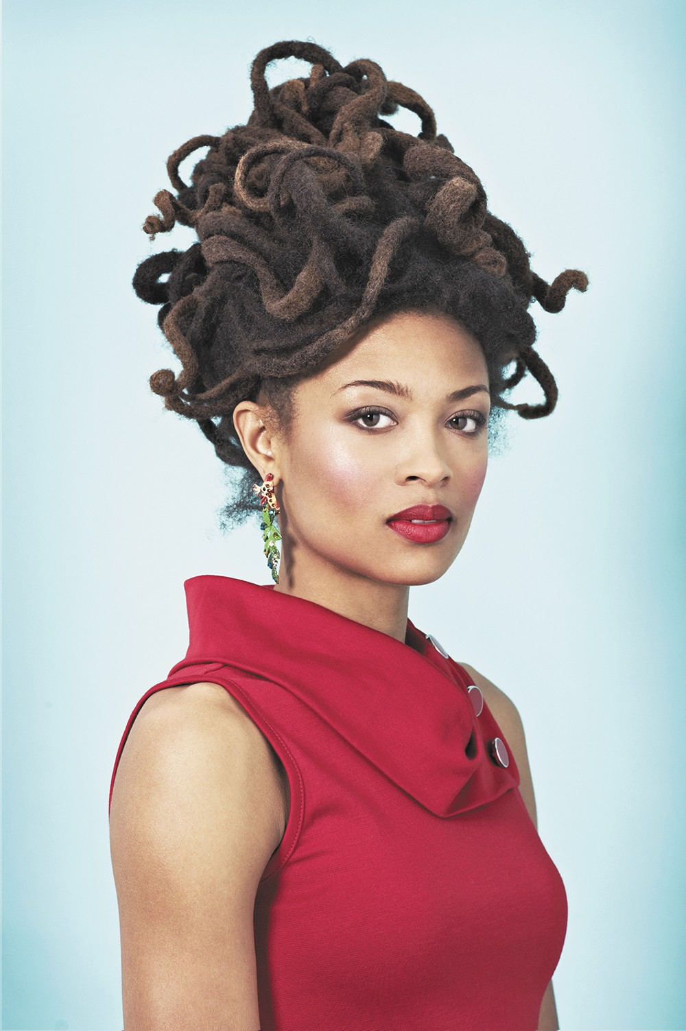 Tennessee-born Valerie June brings her haunting voice to the Bartlett Monday.