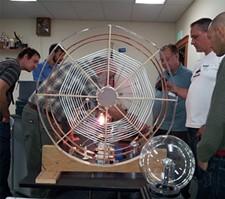 AARON MURAKAMI - Tesla Coil Radiant Energy Experiment