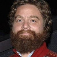 That's not Zach Galifianakis at the Craft Fair