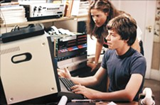 The 1983 movie WarGames, filmed in Washington state, helped to bring cyberwar to the public's attention.