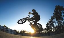 The Bike Crash Kid