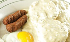 Biscuits-and-Gravy Throwdown