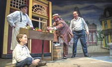 THEATER | <i>THE MUSIC MAN</i>