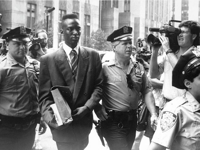 The Central Park Five tells the 20-plus-year-old story of a New York City crime and the men who were falsely accused.