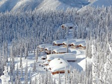 The chalets at Baldface - BOB LEGASA