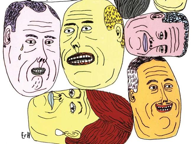 The cover of Daniel Orozco's Orientation