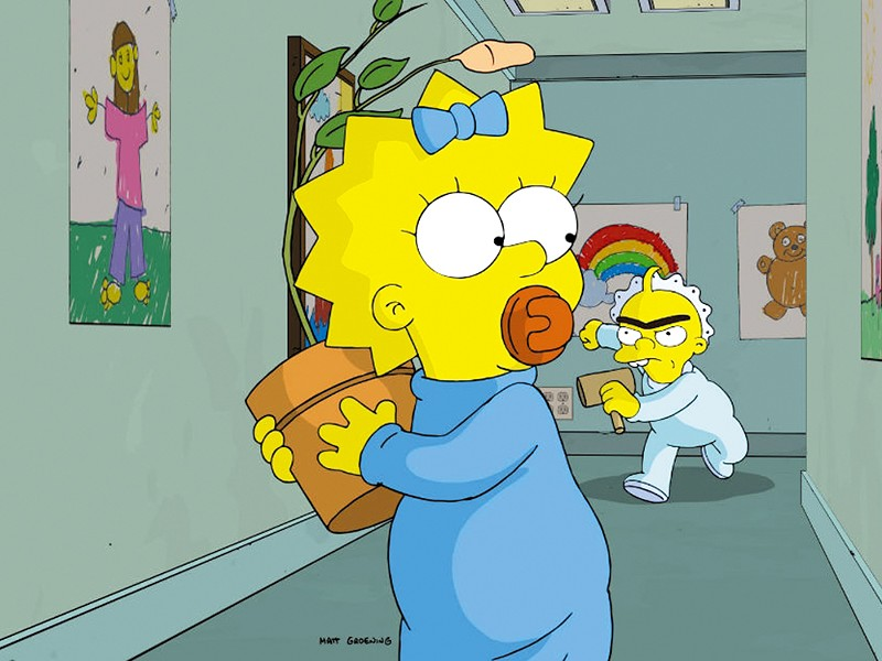 """The Longest Daycare"" landed the creators of The Simpsons in contention for an Oscar."