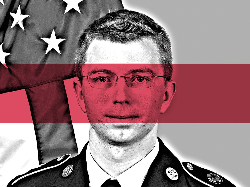 The media misdirected its focus when it told Pfc. Bradley Manning's story, say Project Censored authors.