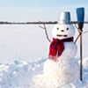 The Mysterious Snowman