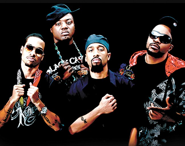 The Nappy Roots are back at Red Room Lounge for the first time since August.