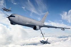 The new KC-46A tanker - AIR FORCE