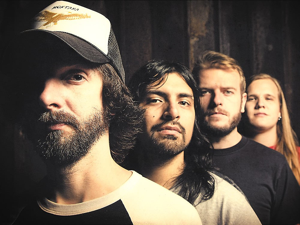 The Sword would prefer you don\'t mosh at their upcoming show.