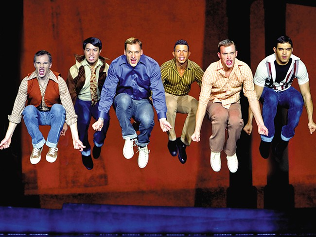 The version of West Side Story coming to Spokane next week isn\'t your grandpa\'s musical.
