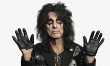 THIS WEEKEND IN MUSIC: Alice Cooper, the Hoot Hoots album release and Flannel Fest
