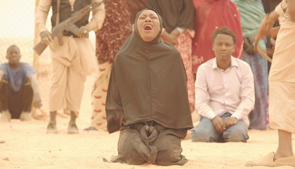 Timbuktu is nominated for a Best Foreign Language Oscar.