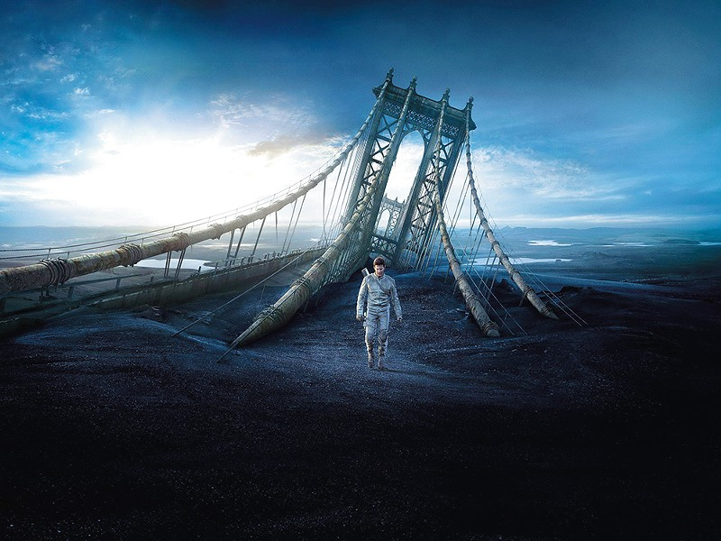 Tom Cruise has a bridge in Brooklyn — only slightly damaged by some minor planetary crustal displacement — to sell you.