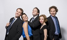 TONIGHT: Second City Sketch Comedy