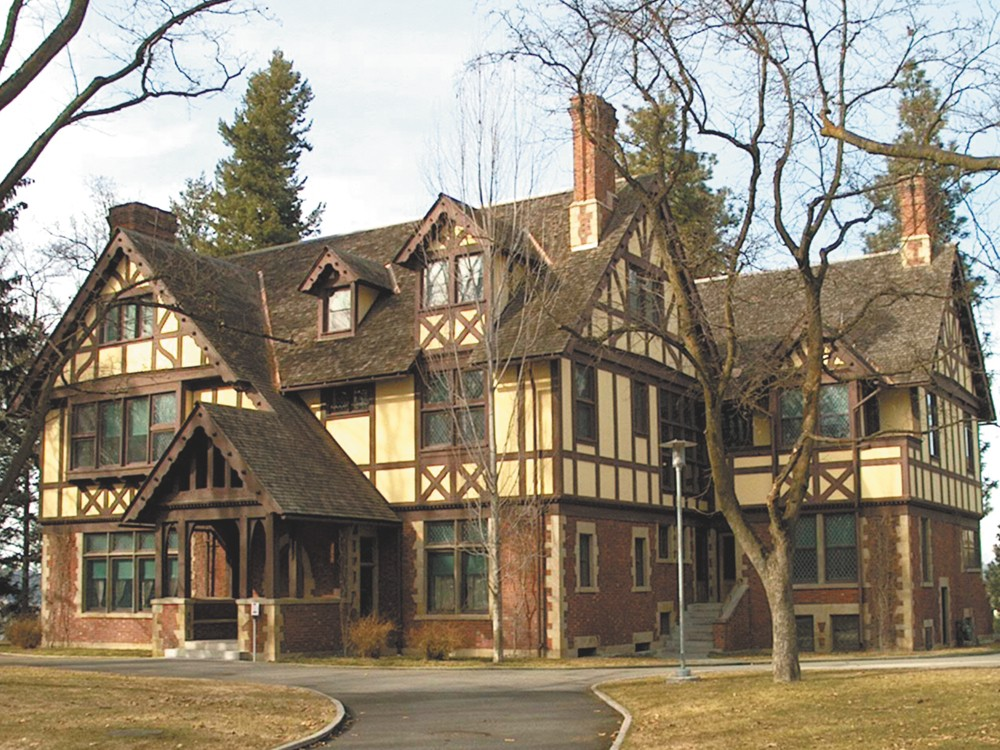 Tour the Campbell House on December 19.