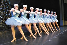 Traditions of Christmas runs Dec. 12-23 at the Kroc Center in Coeur d'Alene.