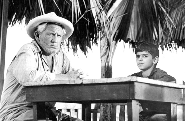 Celebrate Papa Hemingway with a showing of The Old Man and the Sea on Aug. 14.