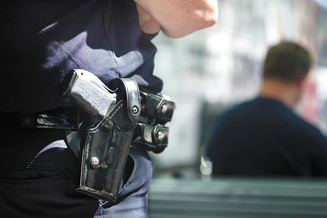 Resource officers in Spokane have asked to be armed.
