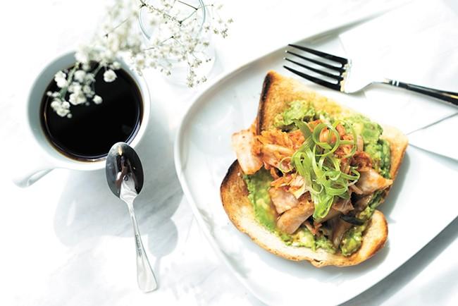 Indaba now serves hearty toast. - HECTOR AIZON PHOTO