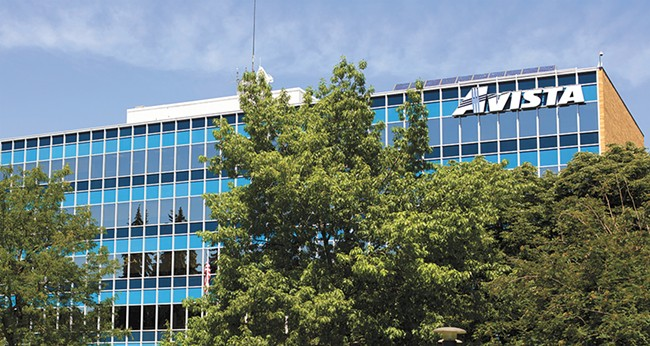 Avista would retain its Spokane HQ after the merger. - YOUNG KWAK