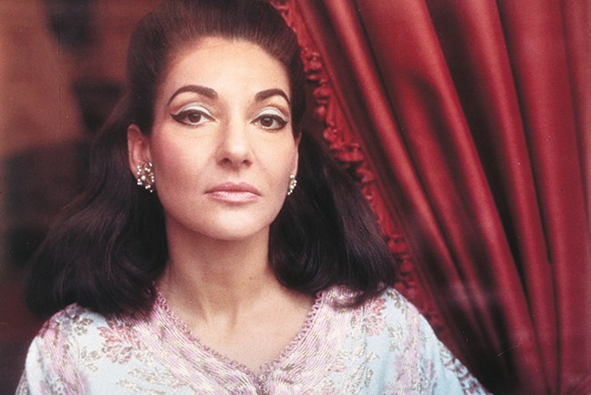 In the 1950s and '60s, the media studied opera singer Maria Callas' personal life as closely as her talent.