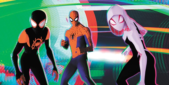 Into the Spider-Verse stands apart not only from other comic book movies, but from other Spider-Man movies.