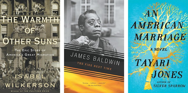 Some compelling books to fill your Black History Month.