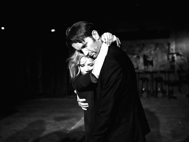 Joanna Kulig and Tomasz Kot are lovelorn musicians in the bleak, beautiful Polish drama Cold War.