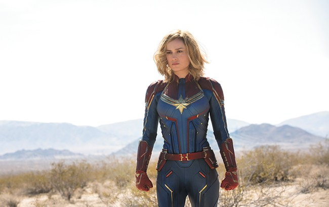 Finally, a female lead for Marvel.