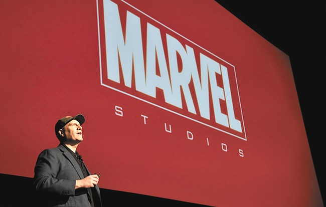 Marvel Studios President Kevin Feige is deeply involved in the minutia of every Marvel movie, giving the universe its cohesion.
