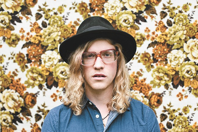 Allen Stone just released his Capitol Records debut.